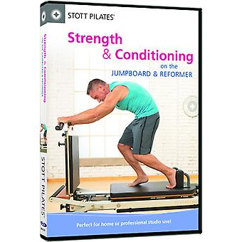 Strength & Conditioning on Jumpboard & Reformer [DVD] USA import