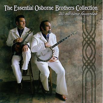 Osborne Brothers - Essential Osborne Brothers Collection [CD] USA import