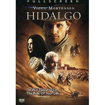 Hidalgo [DVD] USA importerer
