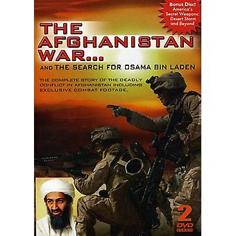 Afghanistan War & the Search for Osama Bin Laden [DVD] USA import