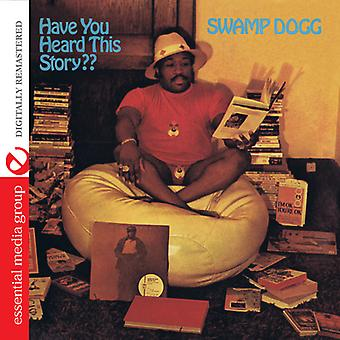 Swamp Dogg - Have You Heard This Story [CD] USA import