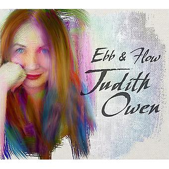 Judith Owen - Ebbe & Flow [CD] USA import