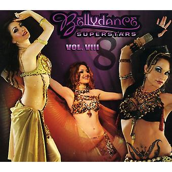 Bellydance Superstar - Vol. 8-Bellydance Superstar [CD] USA import