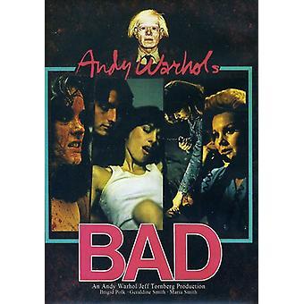 Dårlig [DVD] USA importerer