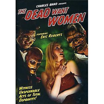 Mujeres muertas quieren [DVD] los E.e.u.u. la importación