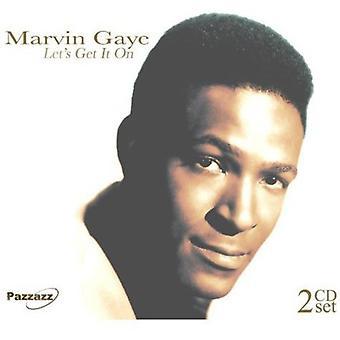 Marvin Gaye - Lad os få det på [CD] USA import