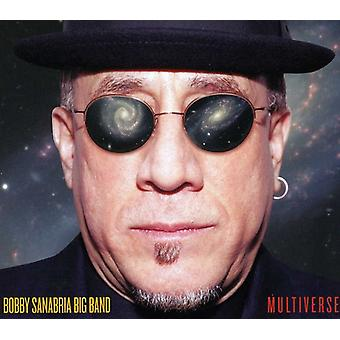 Bobby Sanabria & Big Band - multivers [CD] USA import