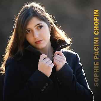 Chopin/Pacini, Sophie - Sophie Pacini spiller Chopin [CD] USA import