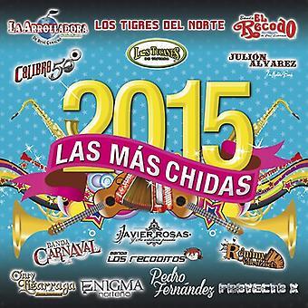 Las Mas Chidas Del 2 - Las Mas Chidas Del 2 [CD] USA importerer