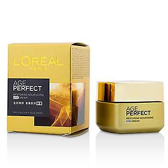 L'Oreal Age Perfect gendanne nærende Eye Cream - 15ml/0.5 oz