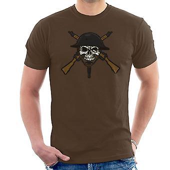 Gør din Bit på slagmarken mænd T-Shirt