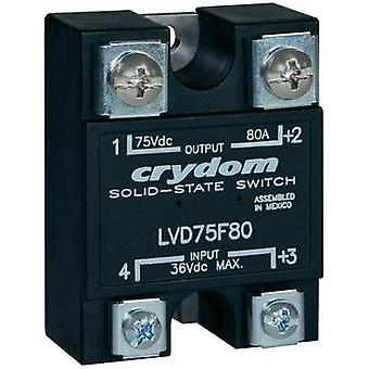 SSR 1 pc(s) Crydom LVD75D100 Current load (max.): 100 A Swit