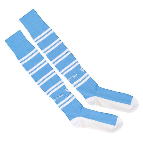 2012-13 Lazio Home Macron Socks (Blue)