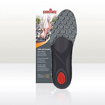 pedag viva outdoor insoles/footbed for boots/shoes