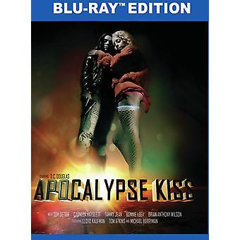 Apocalypse Kiss [Blu-ray] USA importerer