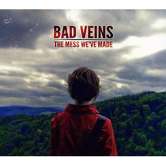 Bad Venerne - rod vi har lavet [CD] USA importerer