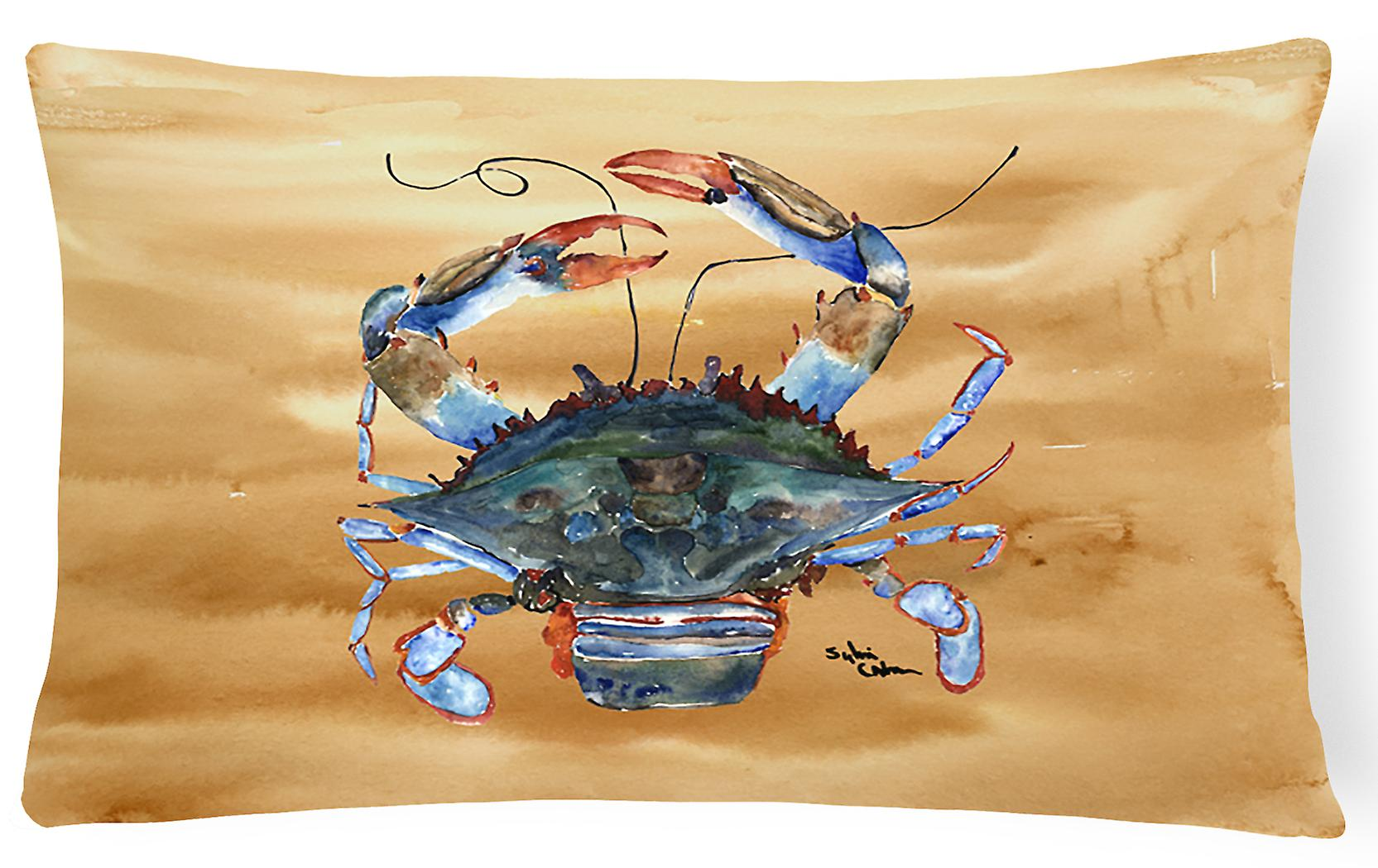 Toile Oreiller 8156pw1216 Carolines Tissu Crabe Trésors Des Décoratif 3AqjLc45RS
