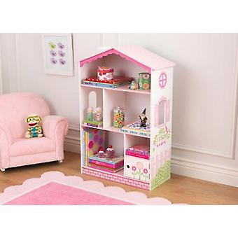KidKraft-Dollhouse Cottage libreria