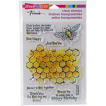 Stampendous Perfectly Clear Stamps 7,25