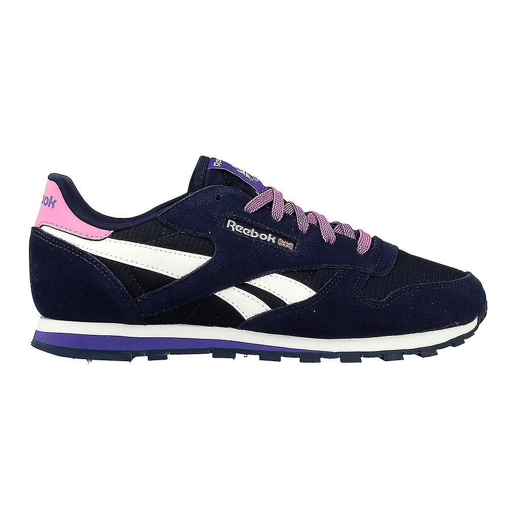 Reebok CL Leather Camp AR2041 universal all year kids shoes