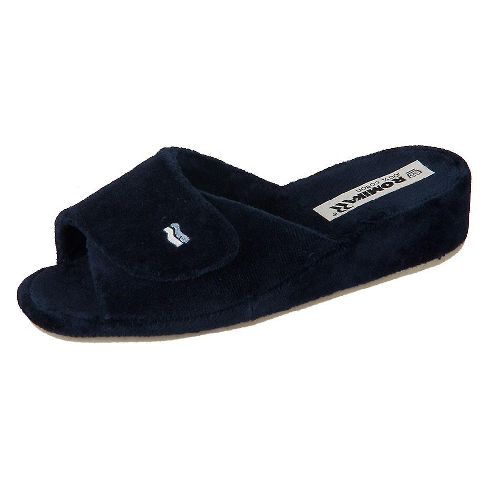 Romika Comino Marinenavy 6302558503 home Damen Schuhe