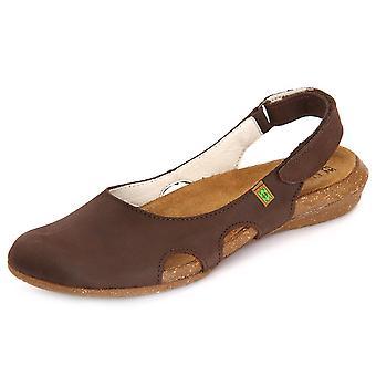 El Naturalista Wakataua N413 BR behagelig Brown Cares N413br kvinder sko