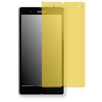 Sony Xperia Z screen protector - Golebo view protective film protective film