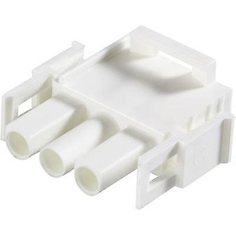 Pin enclosure - cable Universal-MATE-N-LOK Total number of pins 12 TE Connectivity 350735-4 Contact spacing: 6.35 mm 1 p