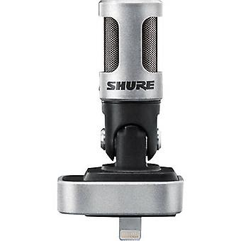 Mobile phone microphone Shure MV88 Transfer type:Direct incl. po