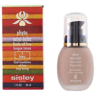 Sisley Phyto-Teint Eclat # 01 Ivory 30-Ml (Make-up , Face , Bases)