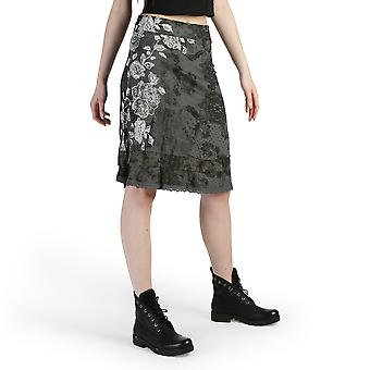 Desigual Women Skirts Grey