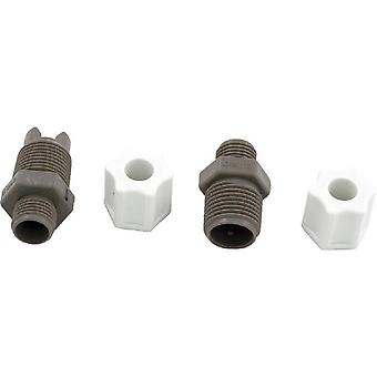Hayward CLX220EA CL200/CL220 Chlorinator Check Valve and Inlet Fitting Adapter