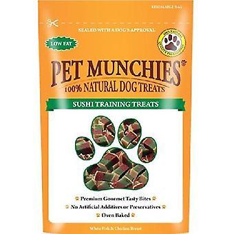 Haustier Munchies Sushi Hund Training behandelt 50g