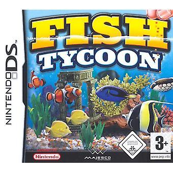 Fish Tycoon (Nintendo DS)