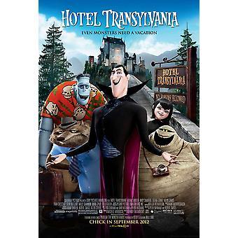 Hotel Transsilvanien Film-Poster (11 x 17)