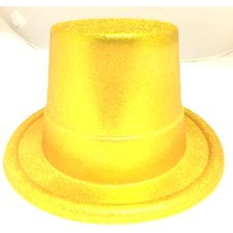 Glitter Top Hat - oro