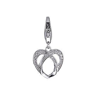 ESPRIT pendant of charms silver spellbound ESZZ90845A000