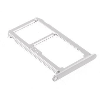 For Huawei P10 SIM cards Halter SIM tray SIM slide SIM holder white