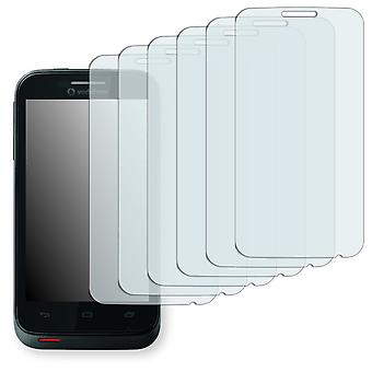 Vodafone smart III 975N screen protector - Golebo crystal clear protection film