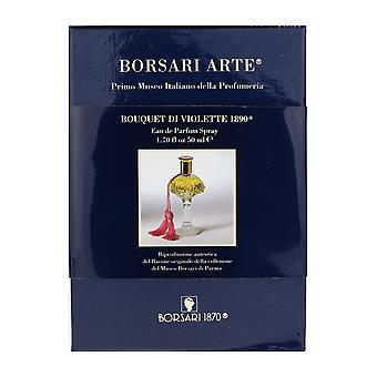 Borsari 1870 Bouquet di Violette 1890 Eau De Parfum 1.7Oz/50ml In Box