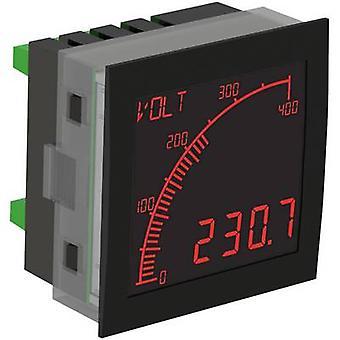 Digital rackmontert meter Trumeter APM-VOLT-ANO