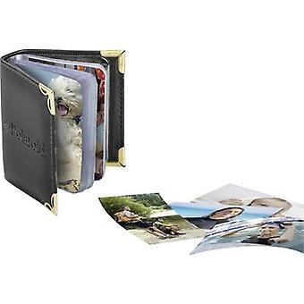 Polaroid-foto album-PL2X3AB (W x H) 7.5 x 12,5 cm zwart 48 pagina's