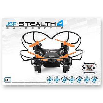 JSF Stealth 4 Drone Quadcopter RC Radio Control