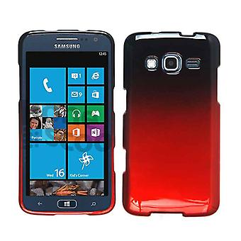 Unlimited Cellular Snap-On Protector Case for SAMI800/Ativ S Neo - Two Tones. Bl