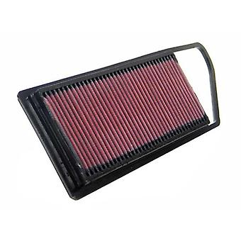 K&N 33-2840 High Performance Replacement Air Filter