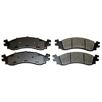 Monroe FX1158 ProSolution Semi-Metallic Brake Pad