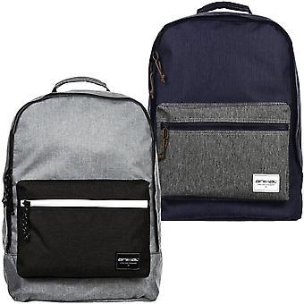 Animal Mens Cayo School College Two Strap Backpack Rucksack Bag - 20LTR