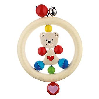 Heimess Touch Ring rammelaar hart Bear