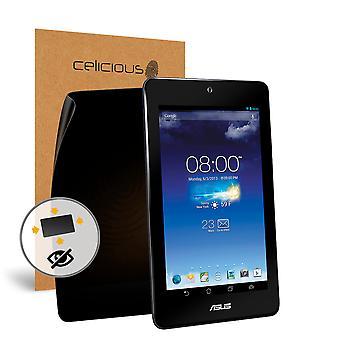 Celicious Privacy Plus 4-Way Anti-Spy Filter Screen Protector Film Compatible with Asus Memo Pad HD 7