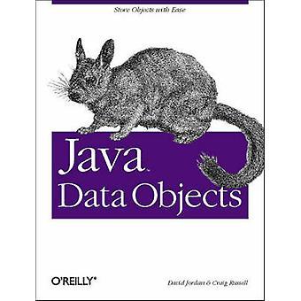 Java Data Objects by David Jordan - Craig Russell - 9780596002763 Book